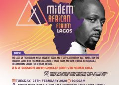 Midem African Tour Rreturns For The Third Edition, Set To Begin 2020 Your In Lagos As Femi Kuti Makes Live Concert Debut