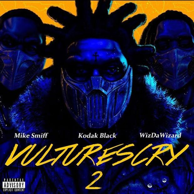Kodak Black – Vultures Cry 2 ft. WizDaWizard & Mike Smif