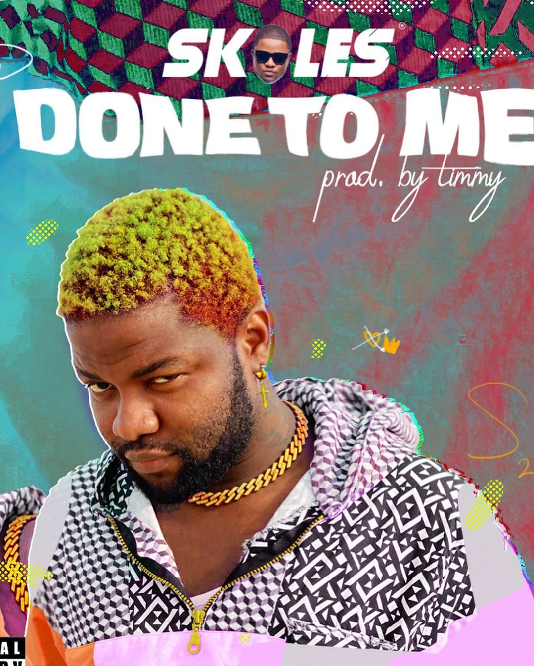 """Download """"Done To Me"""" By Skales"""