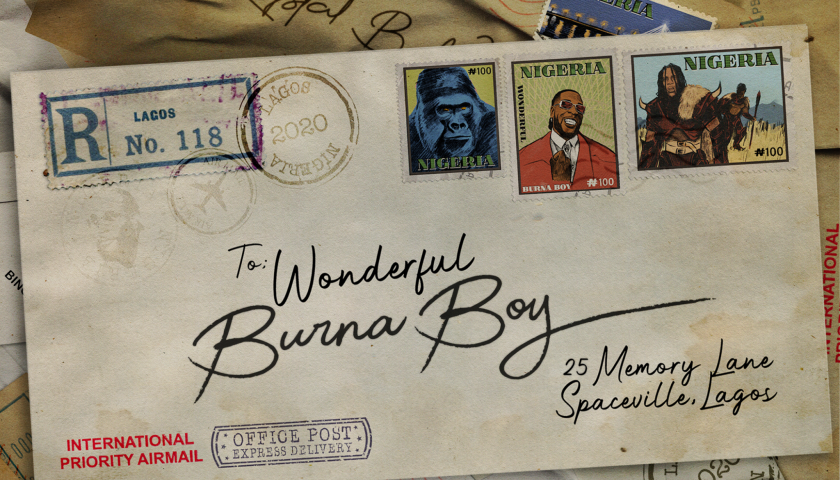 "Music Video: Burna Boy - ""Wonderful"""