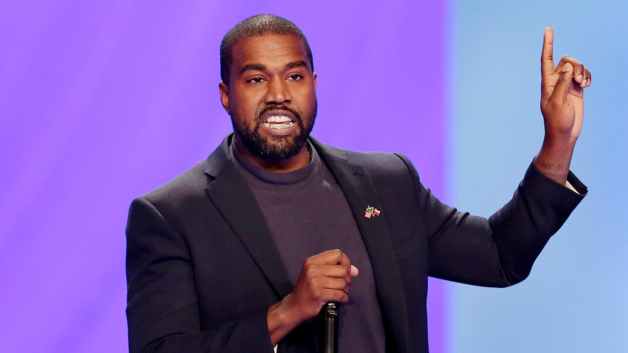 Kanye West Announces Intention To Run For Presidential Race
