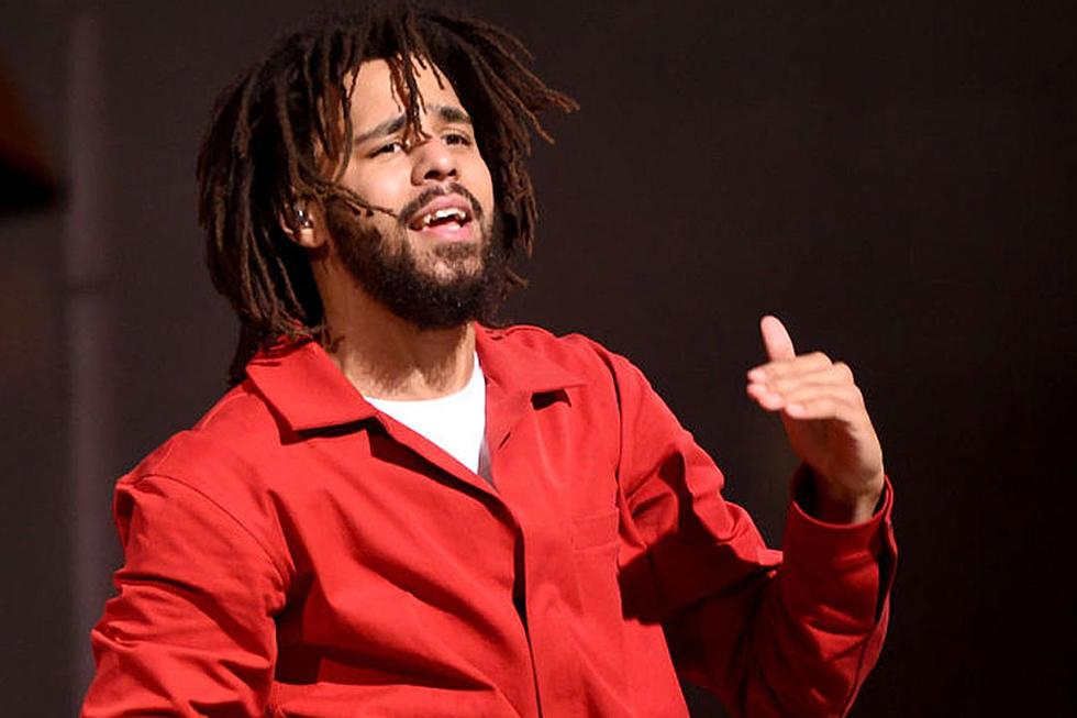 J. Cole's Album Delayed by Coronavirus