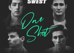 "5WEST release new pop anthem ""One Shot"""