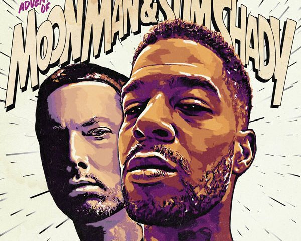 Kid Cudi - 'The Adventures Of Moon Man & Slim Shady' Feat Eminem