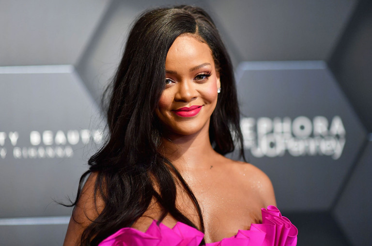 Rihanna Launches New Skincare line Fenty Skin