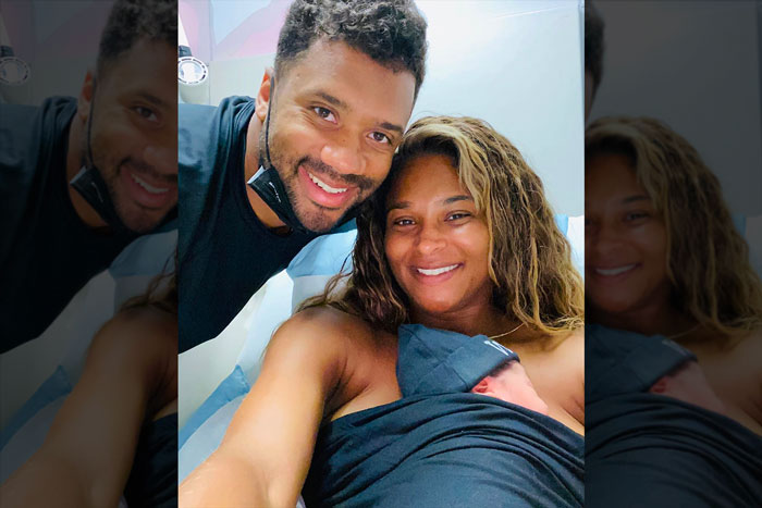 Ciara And Hubby Russell Wilson Welcome Son Win
