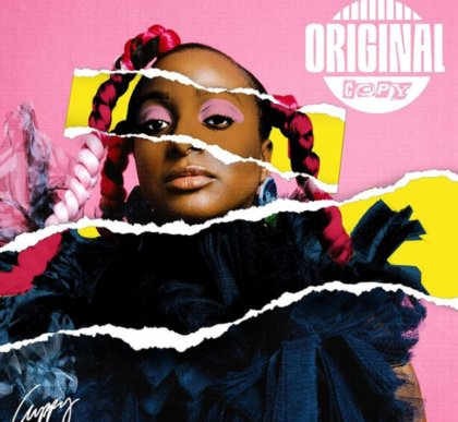 "Dj Cuppy Unveils Artwork For Her Forthcoming Album - ""Original Copy"""