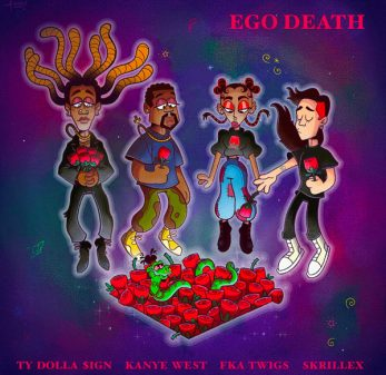 Ty Dolla $ign - Ego Death feat. Kanye West, FKA twigs & Skrillex