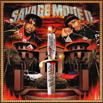21 Savage Ft Metro Boomin -'SavageMode II'