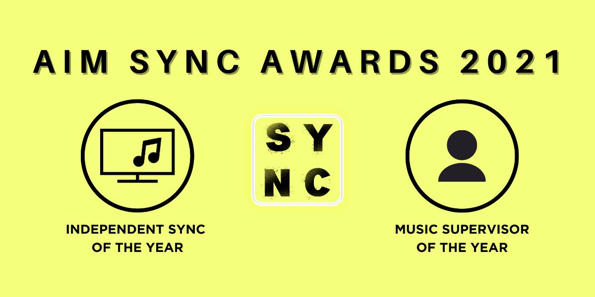 AIM Sync Award Nominees Announced