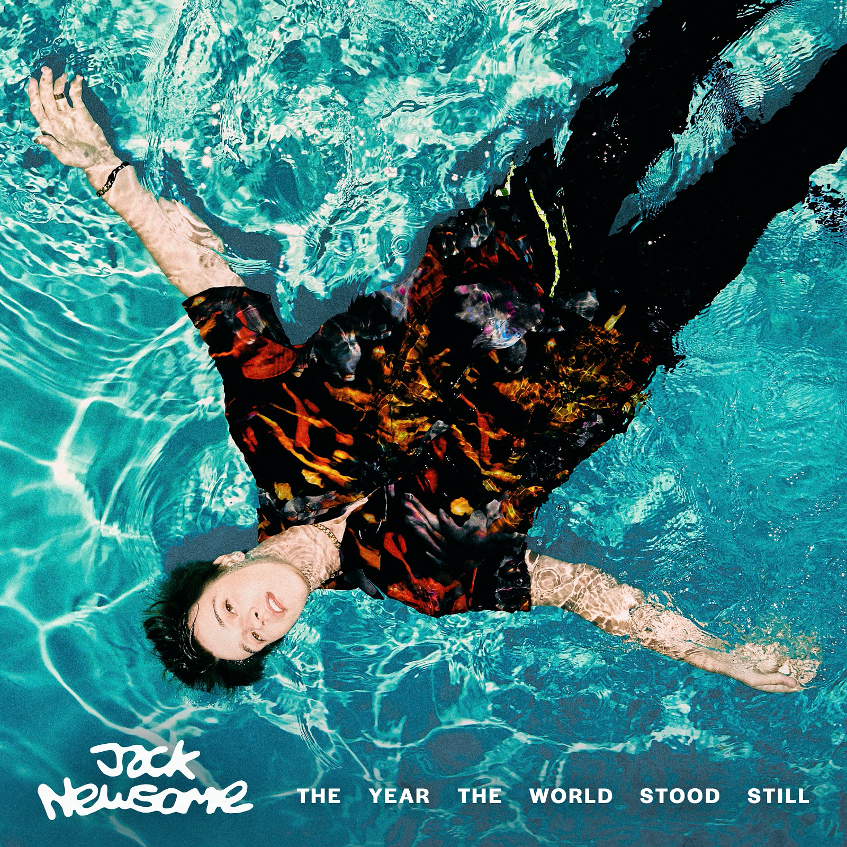 "Jack Newsome - ""The Year The World Stood Still"""