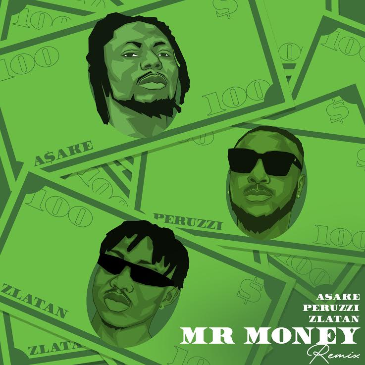Asake feat. Zlatan & Peruzzi – Mr Money (Remix)