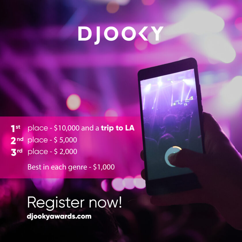 Over 500 African Artistes Signed Up For Djooky Online Music Contest