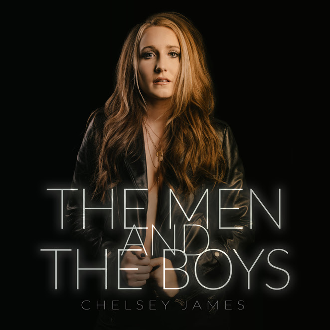 """Chelsey James Draws the Line Between """"The Men and the Boys"""""""