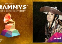 Jhené Aiko to Host Grammys Premiere Ceremony