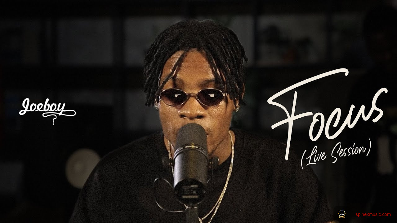 "Watch Joeboy's Live Performance Of His Hit Single ""Focus"""