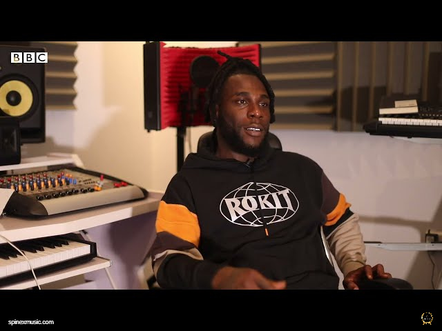 'I deserved the Grammy win' - Burna Boy full interview with BBC Africa