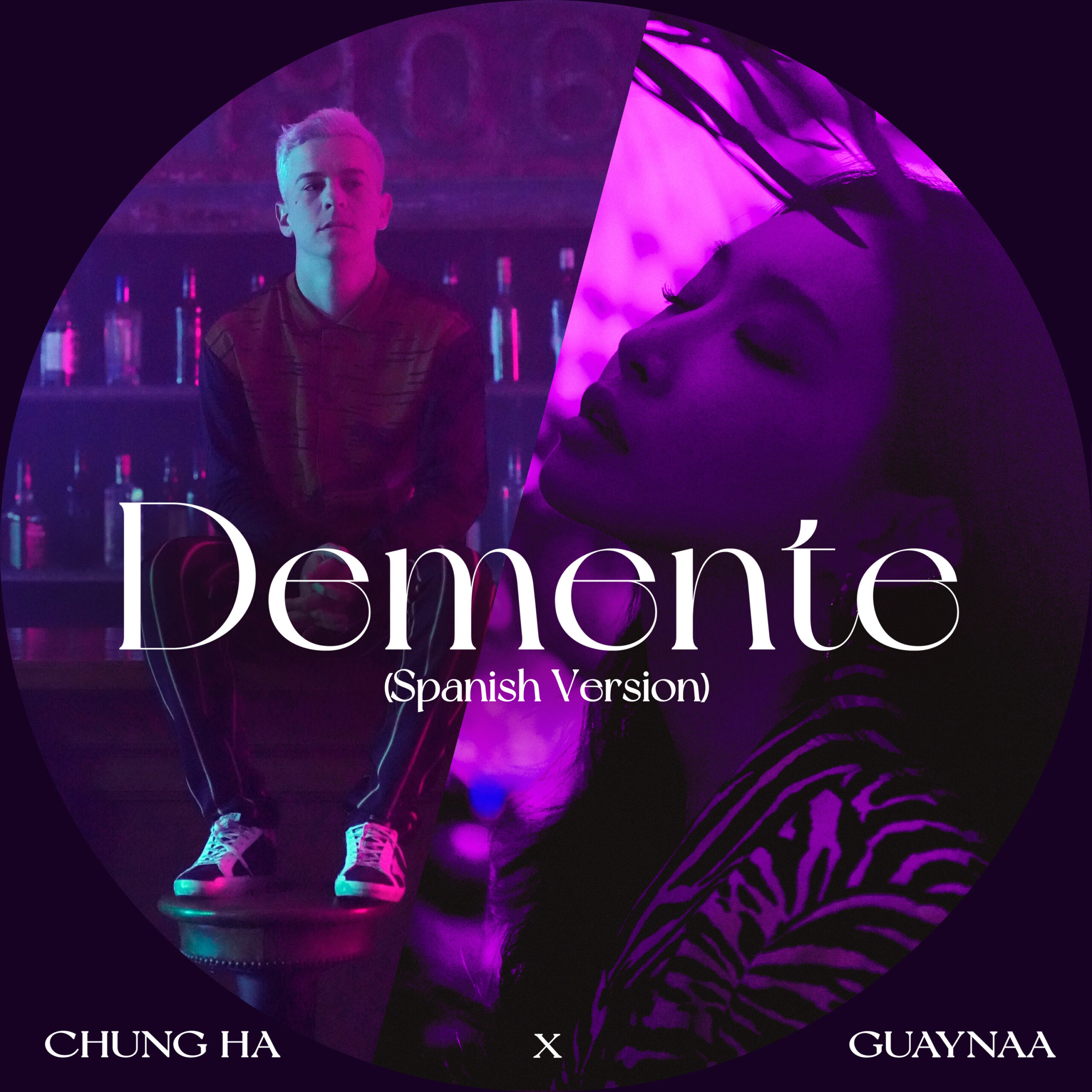 """Chung HA Releases Version Of """"Demente"""" With Guaynaa"""