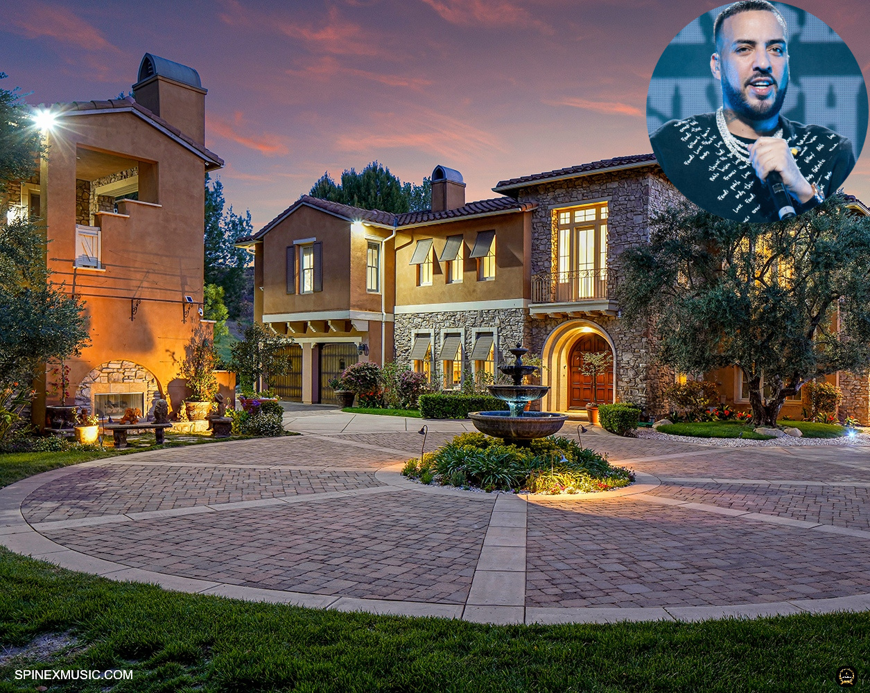 French Montana's Mansion Is Up For Sale