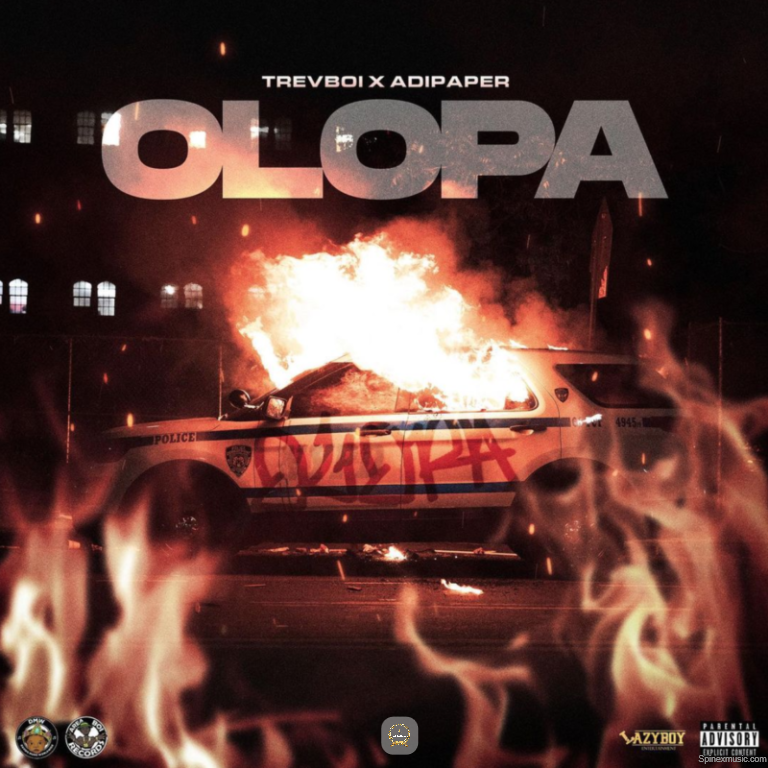 Trevboi Feat Adipaper – Olopa