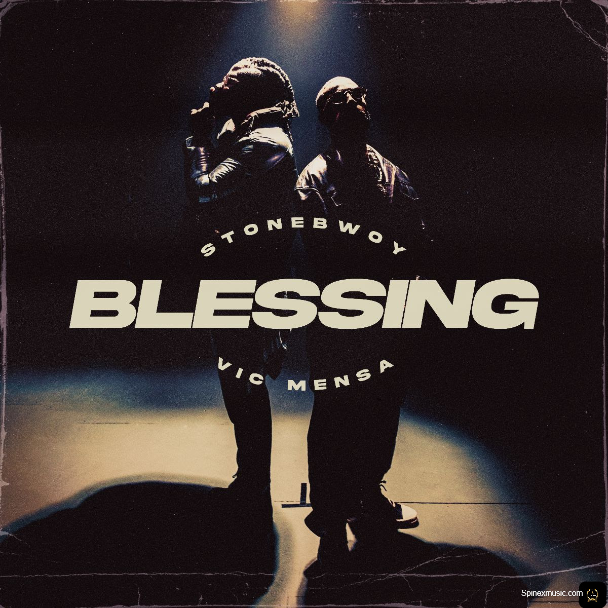 Stonebwoy Featuring Vic Mensa - Blessing
