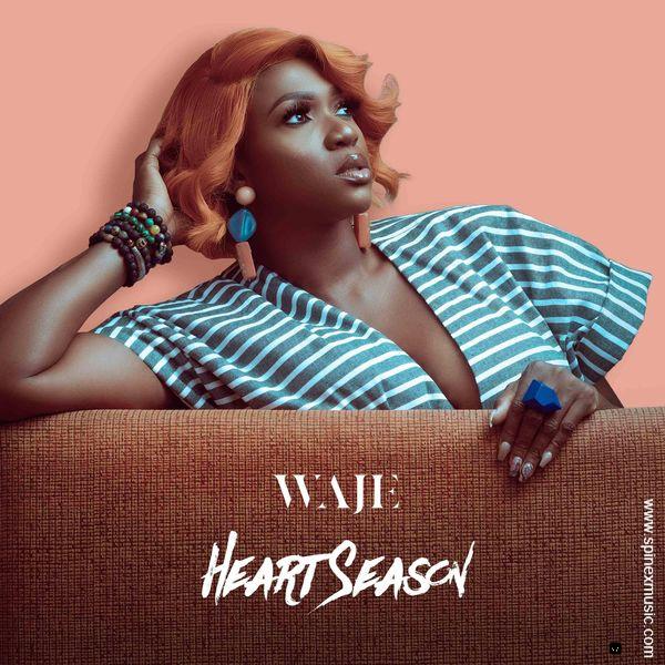 New Ep: Stream 'Heart Season' By Waje