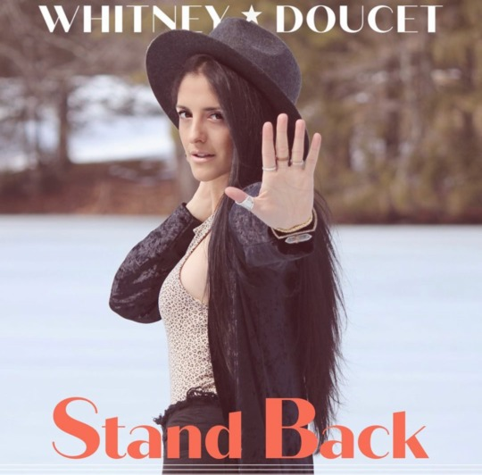 """Listen To Stevie Nicks's """"Stand Back"""" Cover By Whitney Doucet"""