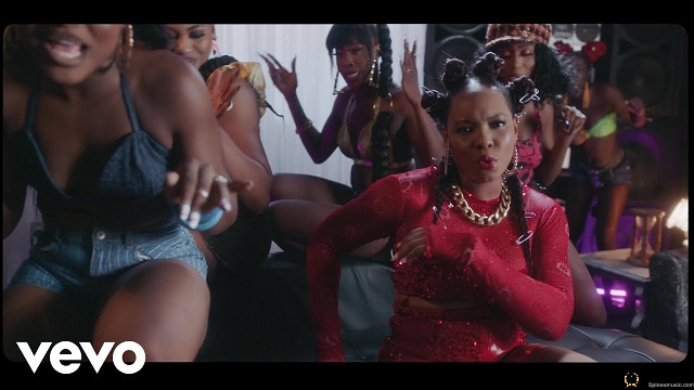 Music Video: Yemi Alade – Temptation ft. Patoranking