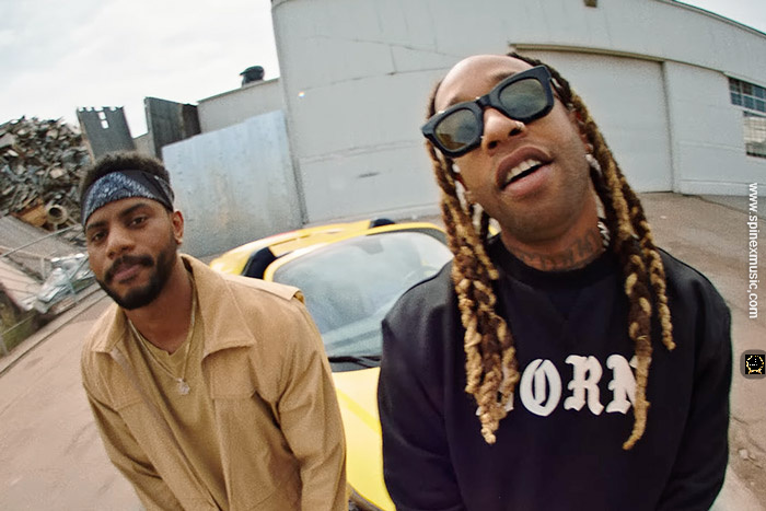Ty Dolla $ign - By Yourself (feat. Bryson Tiller, Jhené Aiko & Mustard) (Official Music Video)
