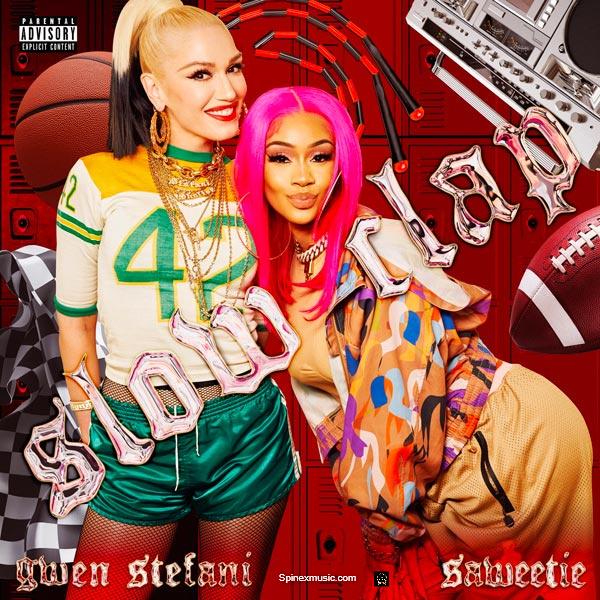 Gwen Stefani Featuring Saweetie - 'Slow Clap'