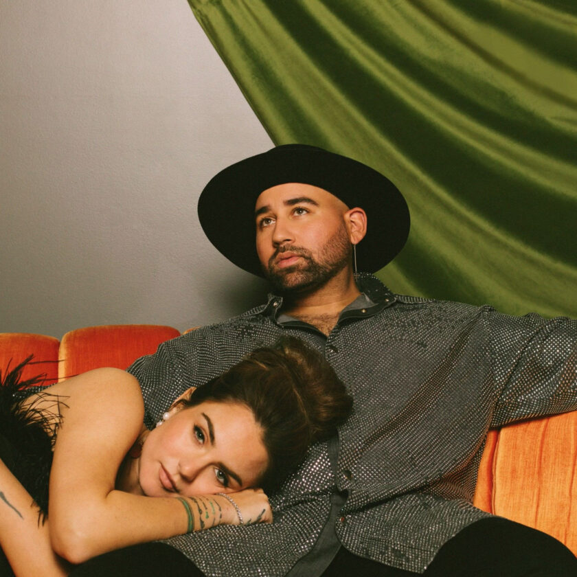 """Parson James Unveils New Track With Jojo """"Dirty Laundry"""""""