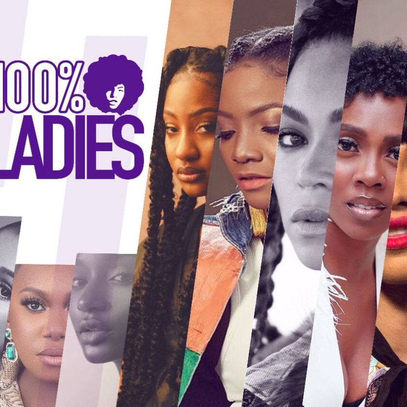 '100% Ladies Slow Groove'' By Trace Naija