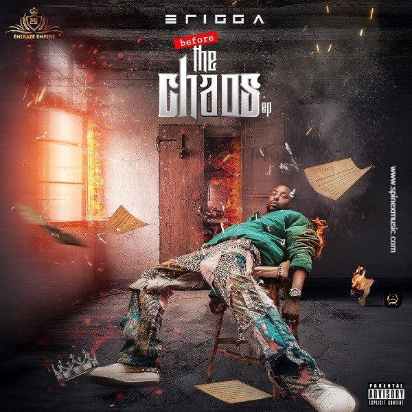 Erigga – The End