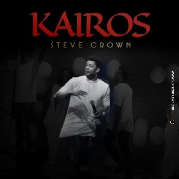 Steve Crown – What A Mighty God ft. Nathaniel Bassey