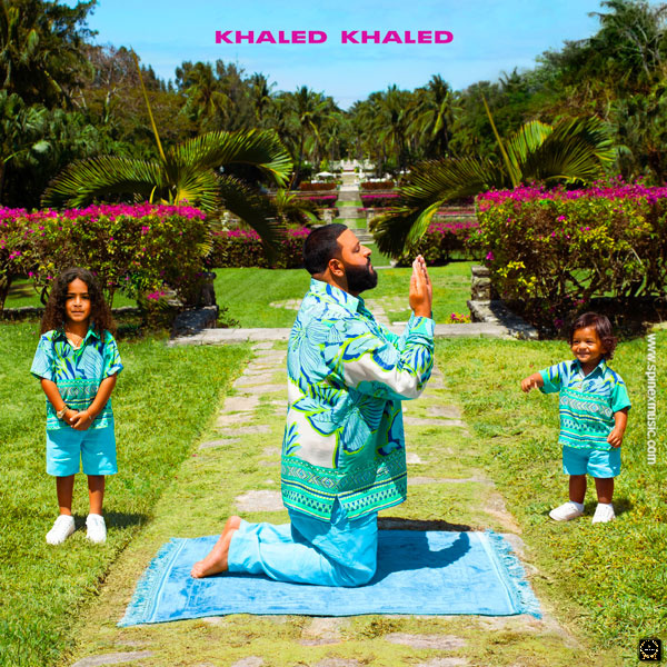 "Dj Khaled Releases New Album ""Khaled Khaled"""