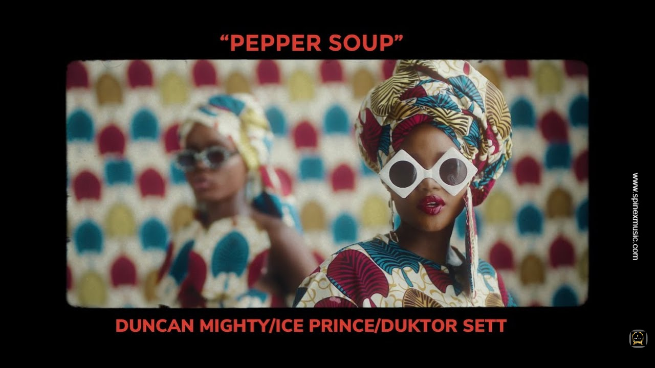 Basketmouth feat. Duncan Mighty & Ice Prince – Pepper Soup