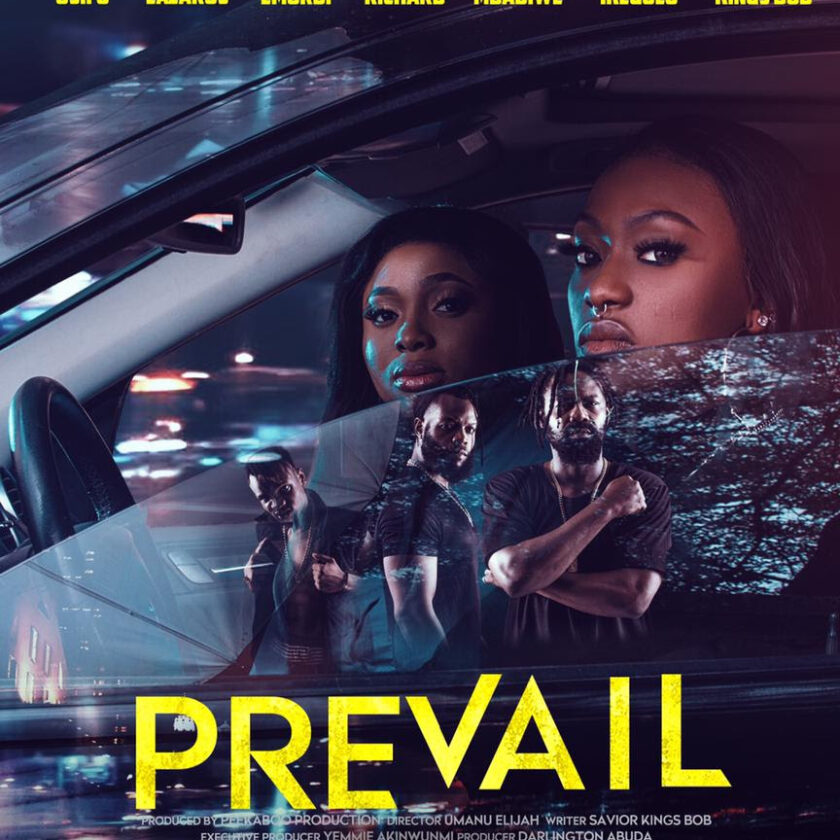 """Actress Linda Osifo Goes Beyond Expectations In New Movie """"Prevail"""","""