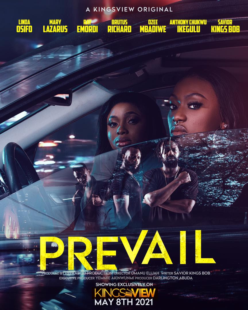 "Actress Linda Osifo Goes Beyond Expectations In New Movie ""Prevail"","