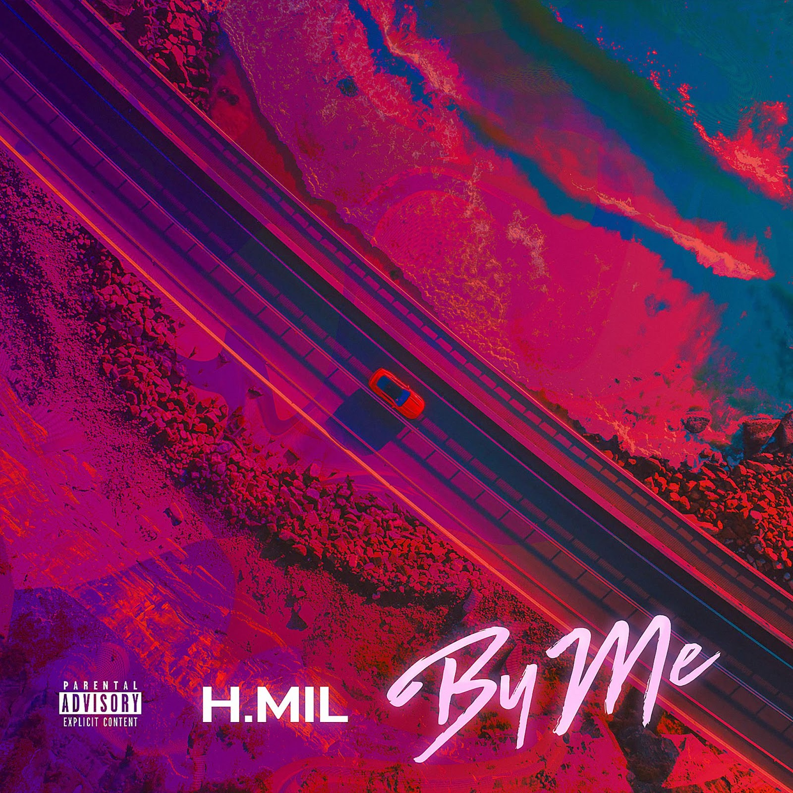 H.Mil Releases New Single 'By Me'