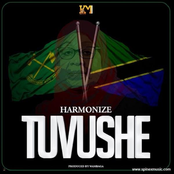 Harmonize-Tuvushe