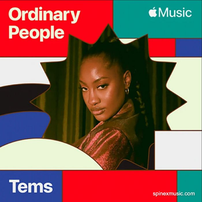 Tems-Ordinary-People-Cover