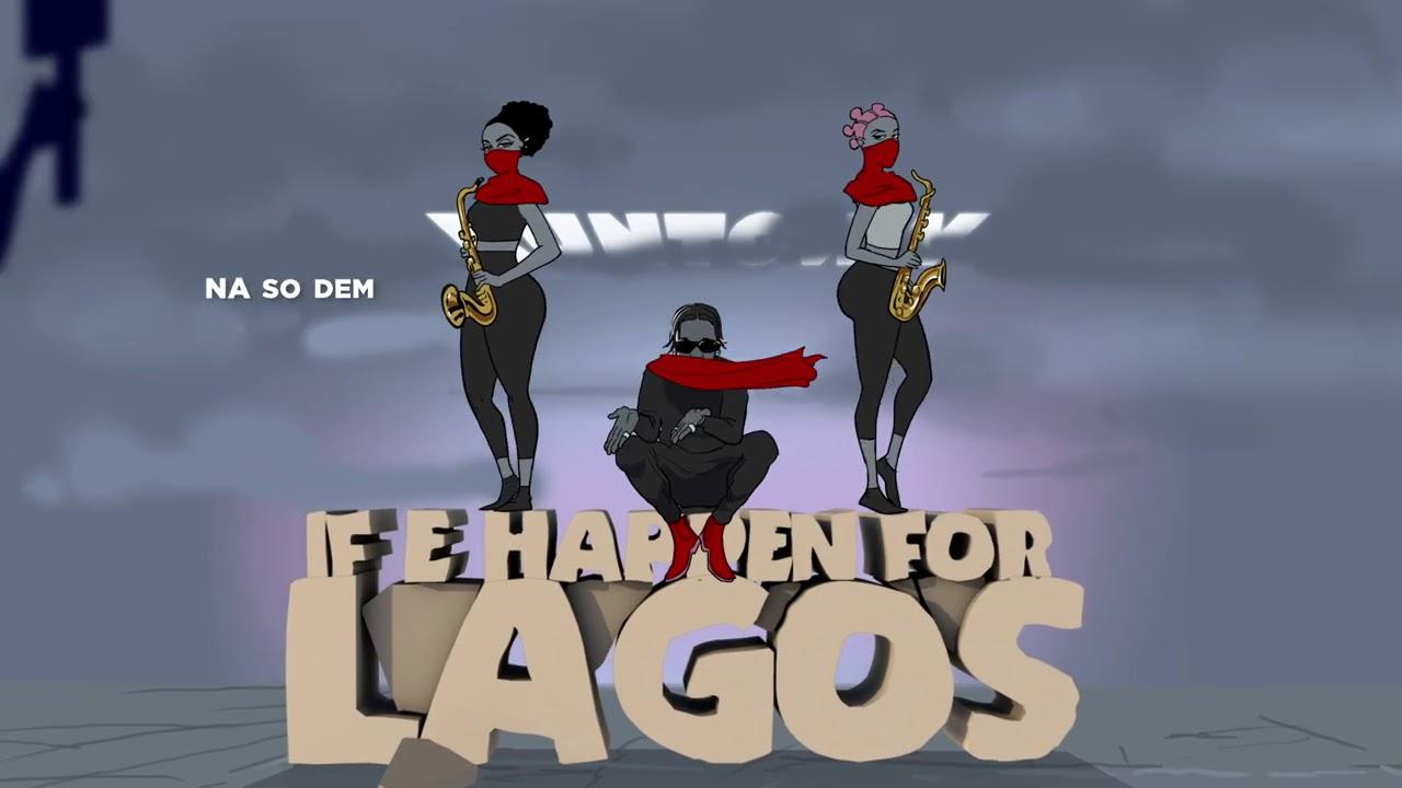 Runtown – If E Happen For Lagos (official video)