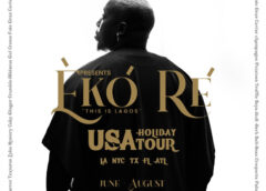 """The Billionaire Chef, Toni Eros Tells The African Food Story, One Course At A Time In """"Eko Re"""""""