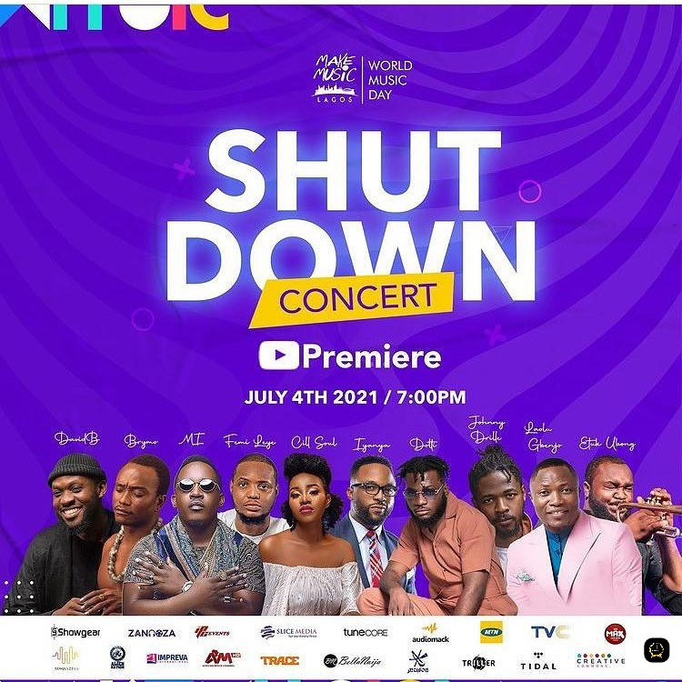 Highlights From Lagos Make Music Shutdown Concert