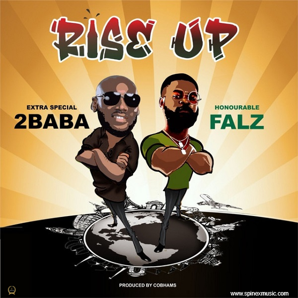 2Baba – 'Rise Up' Featuring Falz