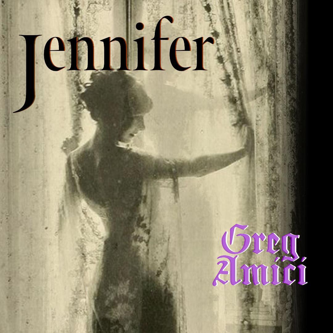 "Greg Amici - New Single ""Jennifer"""