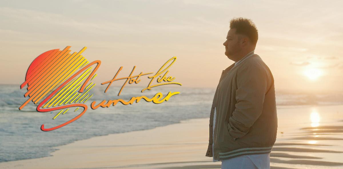 Jon Mullins - Hot Like Summer (Official Music Video)