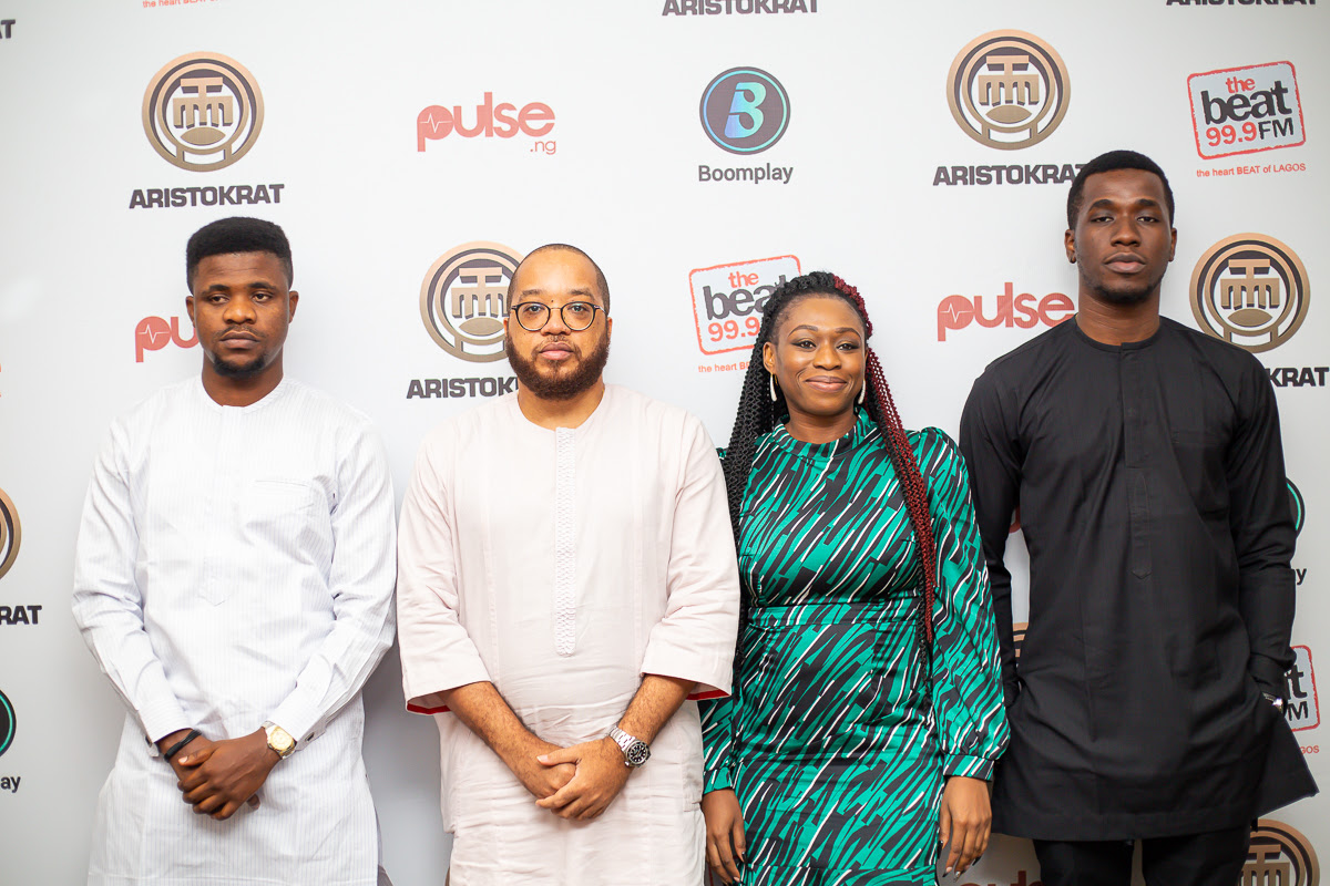 Aristokrat Group In Conjuction With Boomplay Empowers Nigerian Talents Through Its Open House Series