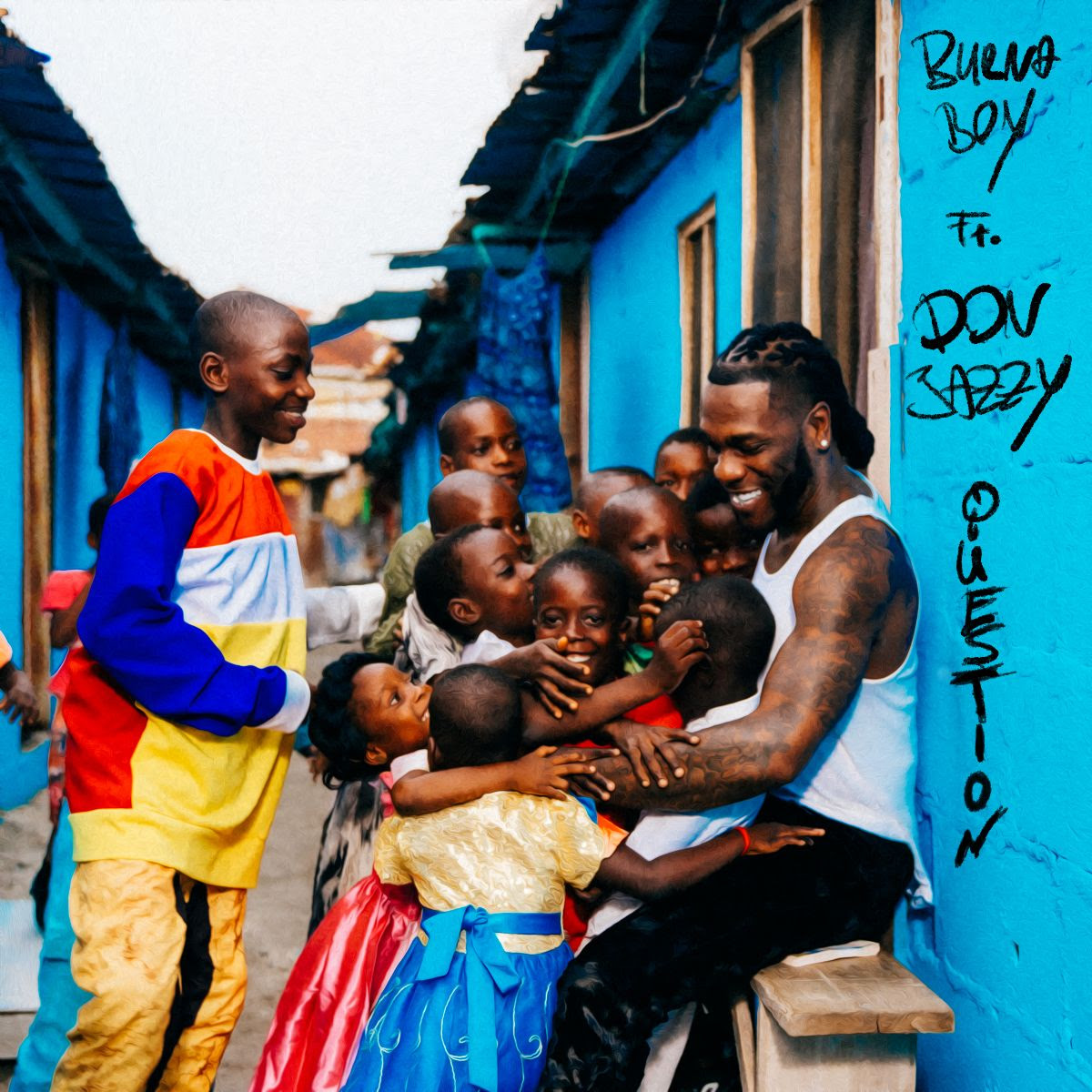 Burna Boy Teams Up With Don Jazzy In Hot New Single: 'Question'
