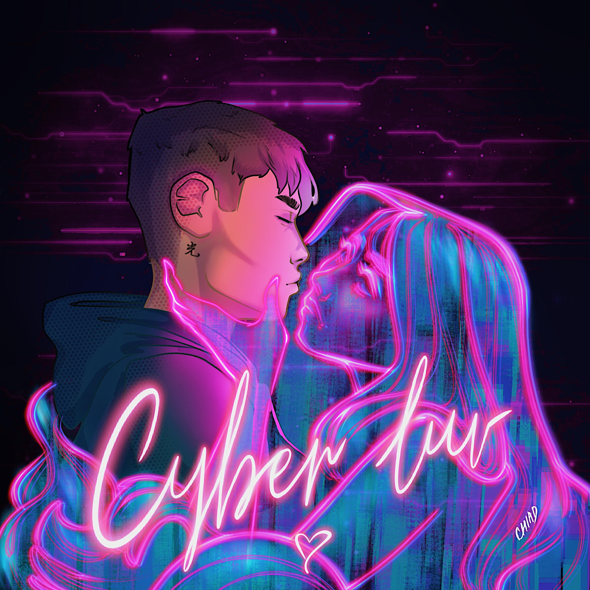 Connor Angels Releases New Single Cyberluv